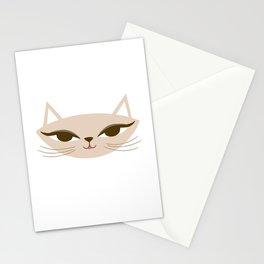Playful Kitty Stationery Cards