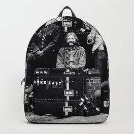 At Fillmore East (Live) 1971 by The Allman Brothers Band - Vectorized Backpack