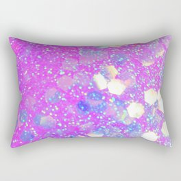 Irridescent Love Rectangular Pillow