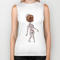 silent hill Biker Tanks featuring Silent Nurse by TheArtofJC