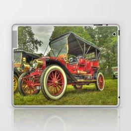 Stanley Steam Car Laptop & iPad Skin