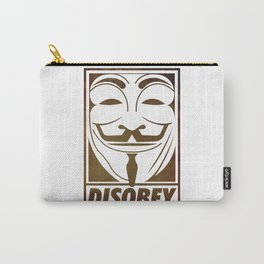 Disobey Carry-All Pouch