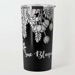 Psithurism custom for Sue Travel Mug