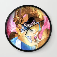 Until His Twenty-First Year Wall Clock