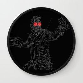 Star-Lord, GuardiansOfTheGalaxy Wall Clock