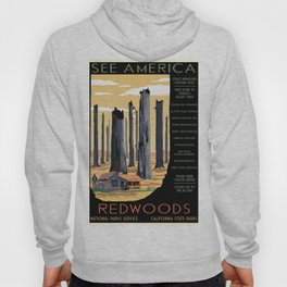 National Parks 2050: Redwoods Hoody