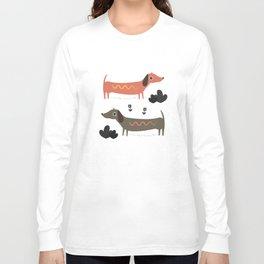 Wiener Dogs Long Sleeve T-shirt