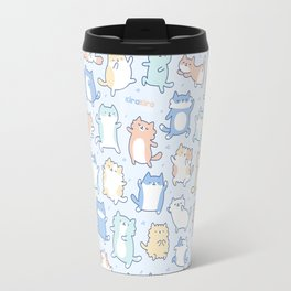 Kitty Dance Off! Travel Mug