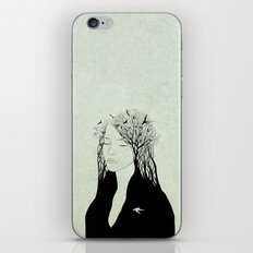 First love iPhone & iPod Skin
