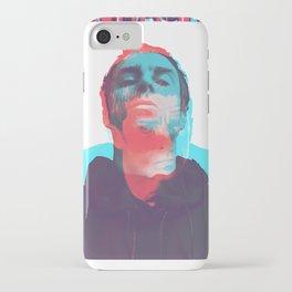 LIAM GALLAGHER/NOEL GALLAGHER 3D DESIGN iPhone Case