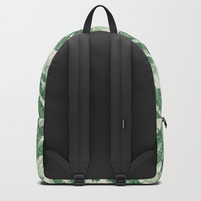 Banana leaves II Backpack