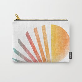Raising sun (rainbow-ed) Carry-All Pouch