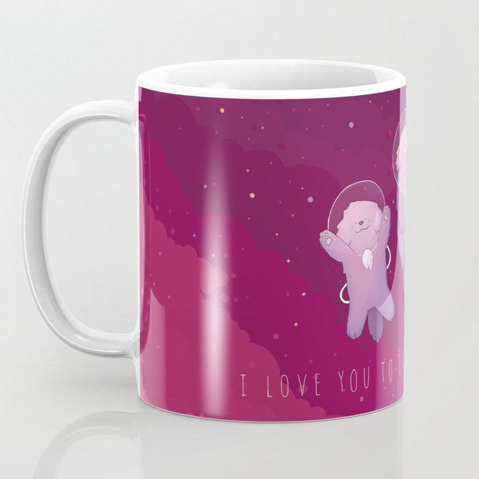 To The Stars Coffee Mug
