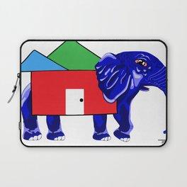 Elephant in My Room Laptop Sleeve