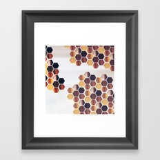 B B B Framed Art Print