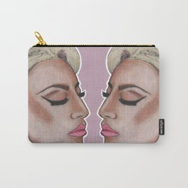 Angel Down Carry-All Pouch