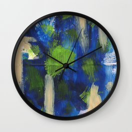 Get It Out Wall Clock