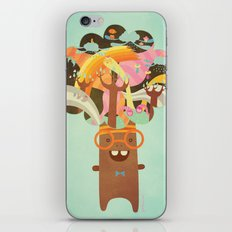 Rigoberto iPhone Skin