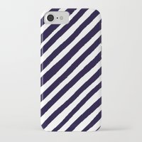 uncharted iPhone & iPod Cases featuring Uncharted Lines by Social Proper