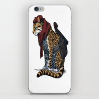 metal gear iPhone & iPod Skins featuring Metal Gear Solid revolver ocelot by Hisham Al Riyami