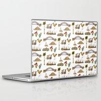 sydney Laptop & iPad Skins featuring Sydney by Jess Stewart-Croker