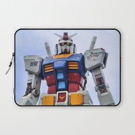 Gundam Stare Laptop Sleeve