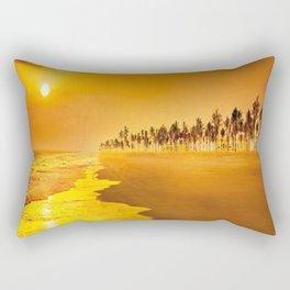 Salalah Oman 7 Rectangular Pillow