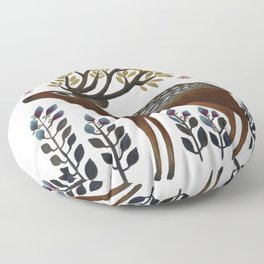 Design by Nature Floor Pillow