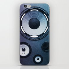 Stereo Sound iPhone & iPod Skin