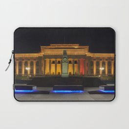 Auckland Museum at Night Laptop Sleeve