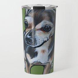 Artie the Chihuahua Travel Mug
