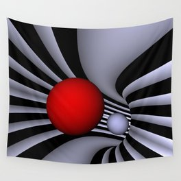 opart tunnel .2. Wall Tapestry