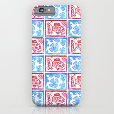 Tropical Prints Slim Case iPhone 6s