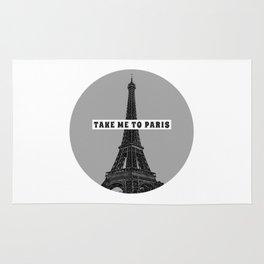 Take me to Paris Rug