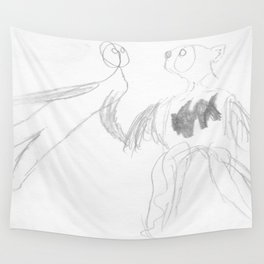 Ghosts In Love Wall Tapestry