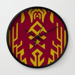 Hawke Amell Crest V1 Wall Clock