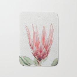 King Protea flower Bath Mat