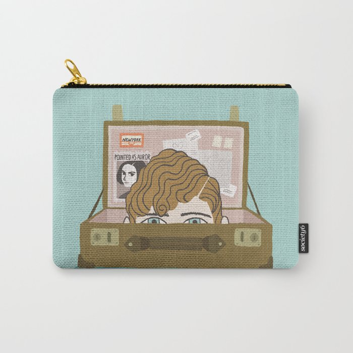 fantastic beasts and where to find them Carry-All Pouch