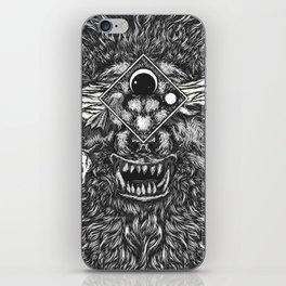 Beast Within iPhone Skin