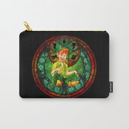 Peter Stained Glass Carry-All Pouch