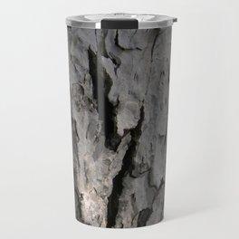 bark abstact no5 Travel Mug