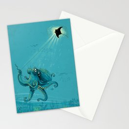 Kite Manta Stationery Cards