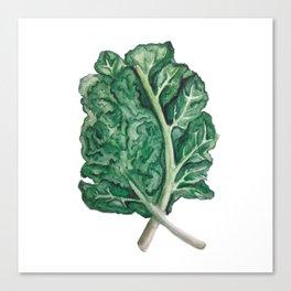 Kale Yeah! Canvas Print