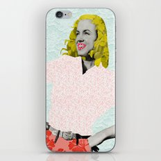 Marilyn Monroe. iPhone & iPod Skin