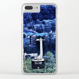 Tramway Clear iPhone Case