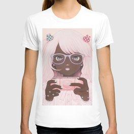 Gamergirl 3 p T-shirt