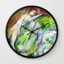 """Hot Summer"" Wall Clock"