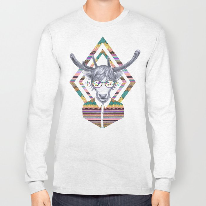 DREAMTAPES, created by Elena Mir and Kris Tate Long Sleeve T-shirt