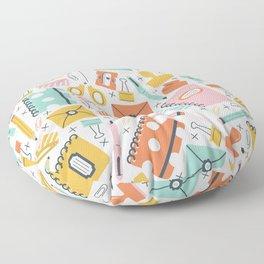 Stationery Love Floor Pillow