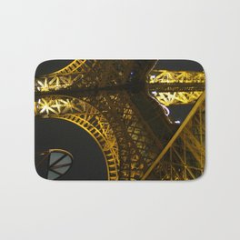 Eiffel Tower Arch - Paris, France Bath Mat